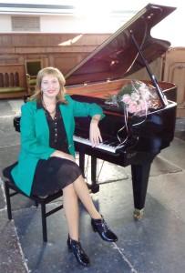 Kristina PianoSchool Concert